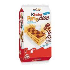 Kinder Ferrero panecioc 10x Kuchen mit Schokolade 30 gr kekse riegel cookies