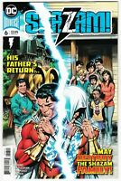 Shazam #6 Main Cover  DC Universe Comic 1st Print 2019 NM
