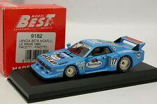 Best 1/43 - Lancia Beta Monte Carlo Le Mans 1980 N°17