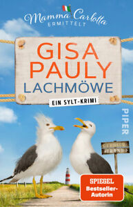 Lachmöwe von Gisa Pauly 2021
