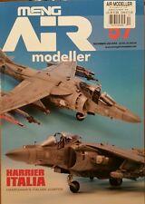 Meng Air Modeller UK Harrier Italia Italian Jumper Dec Jan 2014 FREE SHIPPING