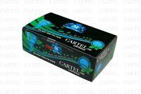 CARTEL 100 Click on filter Capsule Menthol Cigarette Tubes Filter 20mm 5 Packs