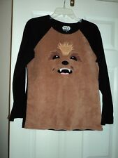 Star wars Kids Sweater Sz (12-14) Large Chewbacca Pullover