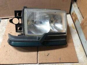 Range Rover 4.0 4.6 Front Right Headlight W. Wiper Passenger Side 96-99 Green
