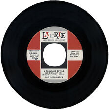 "THE FIFTH ORDER  ""A THOUSAND DEVILS (ARE CHASIN' ME)""   NORTHERN SOUL"