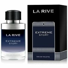 La Rive Extreme Story For Men Perfume EDT 75ml Brand New