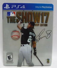 MLB THE SHOW 17 MVP LIMITED EDITION BASEBALL SONY PS4 NUOVO