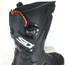 Botas de color principal negro talla 41 para motoristas