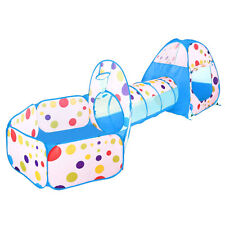 Portable Kids Outdoor / Indoor Game Play Children Toy Tent Ocean Ball Pit Pool