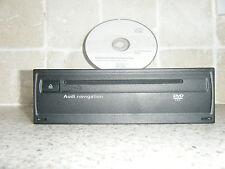 AUDI MMI Unità di sistema di Navigazione GPS DVD 2 G A6 A8 DRIVE A5 Q7 SAT NAV + DISCO 07