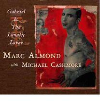 Gabriel & The Lunatic Lover - Almond/Cashmore (2008, CD NUEVO)
