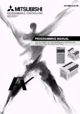 Mitsubishi FX Series Manual Set and Programming Software