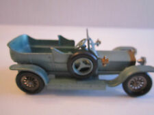 LESNEY 1907 ROLLS ROYCE SILVER GHOST - NO. 15  - MODELS OF YESTERYEAR - TUB CCC