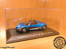VENTURI FETISH CONCEPT CAR 1:43 MINT!!!