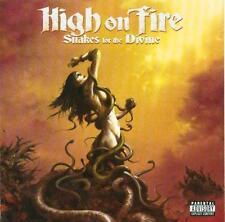 HIGH ON FIRE - Snakes for the Divine - 2 x LP Sleep Stoner Doom Metal Vinyl -NEW
