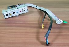 MEDION Front PCB 01 USB Audio S-Video Firewire Frontpanel