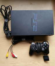 Sony Playstation 2 (PS2) Console FAT Model Excellent condition, FREE UK POSTAGE