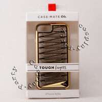 Case Mate iPhone 6 iPhone 6s Tough Layers Hard Shell Case Snap Cover Gold Glam