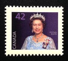 Canada #1357 CP MNH, Queen Elizabeth II Definitive Stamp 1991
