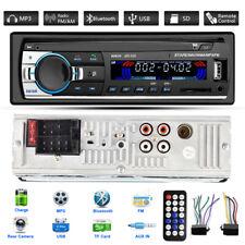 1DIN Car Stereo Radio MP3 Player Bluetooth Audio In-Dash SD USB FM 12V Handsfree
