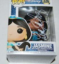 LEA SALONGA signed (ALADDIN) Princess Jasmine FUNKO POP #326 autographed W/COA