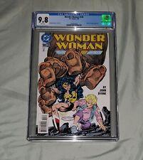 Wonder Woman 105 CGC 9.8 (First Appearance: Cassandra Sandsmark)