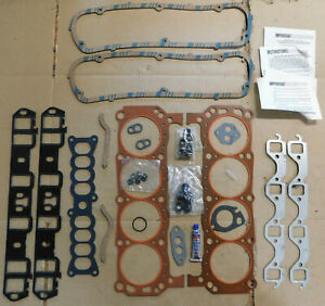 McCord VG7064M Cylinder Head Gasket Set for 1985-88 Ford 302 V8 Engines