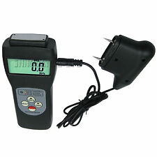 MC-7825PS Moisture Meter 2 Pin Probe & Scanner Sensor Wood Marble Concrete Brick