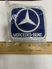 MERCEDES BENZ PATCH EMBROIDERED NEW IN PLASTIC LOT OF 25