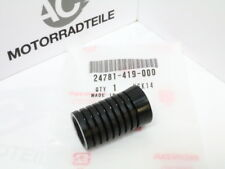 Honda XL 185 S Caoutchouc pommeau Grand Rubber Gearshift change Pédale NEW