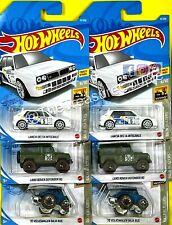 New ListingHot Wheels - Lot of 6 - '21 Baja Blazers - Vw Baja Bug - Lancia - Land Rover F31