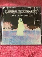 Raging Speedhorn - Live & Demos Live Recording CD 2004 2 Disc Set NEW NOT SEALED