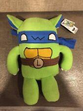 Teenage Mutant Ninja Turtle Plush - Leonardo - Limited Edition - Brand New