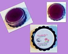 PASSION PLUM Pure Natural Organic PLUM Lip Balm Lip Stick Gloss Tint 5 g jar