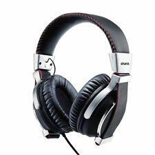 SHARKK Bravo Hybrid Electrostatic Headphones Hi-Fi, Power Bass & Noise Isolation