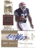 2007 SP Chirography #106 Marshawn Lynch /199 (RC - Rookie Card) (Autographed)