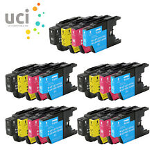 20 INK CARTRIDGES For MFC-J5910DW J6510DW J825DW Replace Brother LC1280 LC1280XL