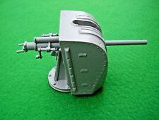 4 Inch HA Gun in 1/24th scale. Model Boat Fittings.