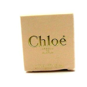 Chloe Absolu De Parfum Splash Travel Size Mini 0.17 fl.oz-50ml Read Info