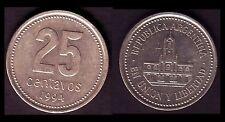 ★★ ARGENTINE / ARGENTINA ● 25 CENTAVOS 1994 ★★