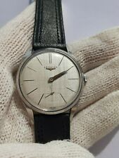 VINTAGE LONGINES 7111-1 MANUAL CAL.12.68Z MENS 35mm SWISS MADE