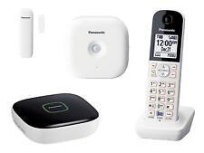 Panasonic KX-HN6000 DIY Home Safety Starter Kit - Wireless - Open box item
