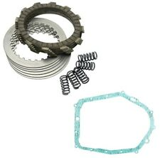 Tusk Heavy Duty Clutch Kit with Springs and Clutch Cover Gasket YAMAHA RAPTOR 350 WARRIOR 350 1987-2013 Fits
