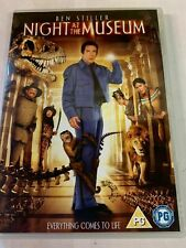 Night At The Museum (DVD, 2007) New & Unsealed, CC11