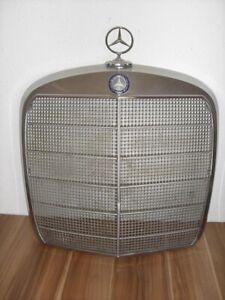 Mercedes Benz Original Oldtimer  Kühlergrill Kühlermaske
