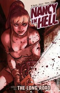 Nancy in Hell TPB #1-1ST VF 2021 Stock Image