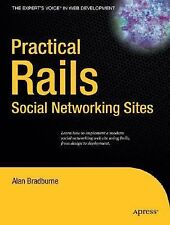 Practical Rails Social Networking Sites Expert's Voice
