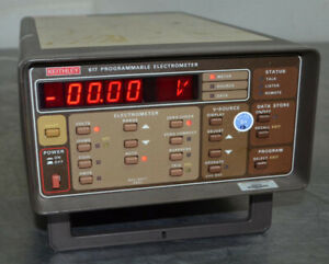 Keithley 617 Programmable Electrometer [#A1]