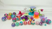Spin Master Zoobles lot 20+ figures, 6 habitats, accs Mom Baby  Spring to Life