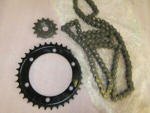honda cbr300r cbr300 NEW original DID chain + sprockets